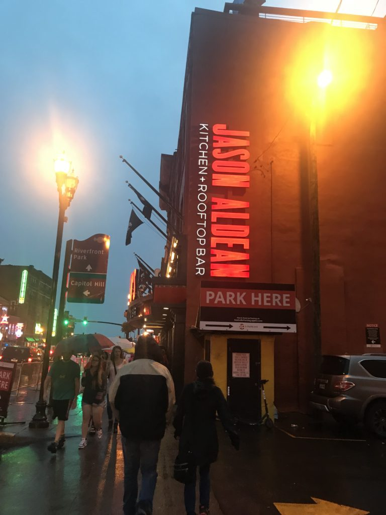 Downtown Nashville S Celebrity Owned Bars Restaurants